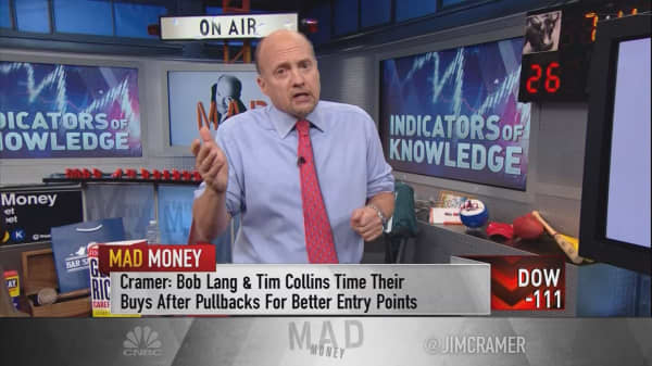 Cramer's unusual signs that a stock is ready to explode