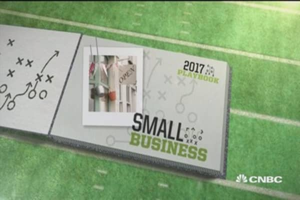 2017 Playbook: Small business