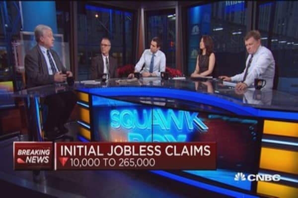 US companies reluctant to lay off labor: John Ryding