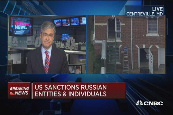 US sanctions levied after hacking incidents