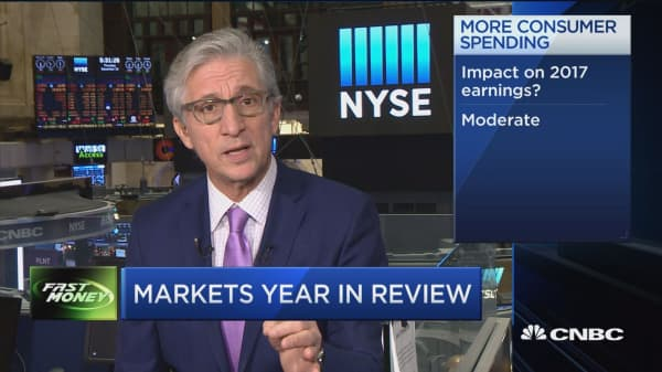 What's changed in 2016, what to watch in 2017: Pisani