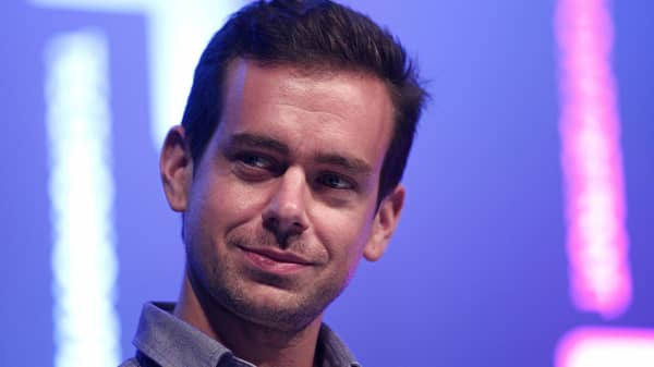 Twitter Chairman and Square CEO Jack Dorsey