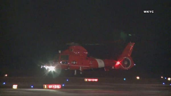 Plane bound for hangar at Ohio State has gone missing