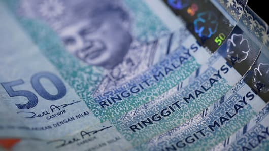 Malaysian Ringgit Could Weaken Further Against The Dollar By End Of