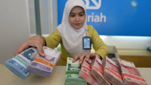 Adek Berry Afp Getty Images The Indonesian Rupiah