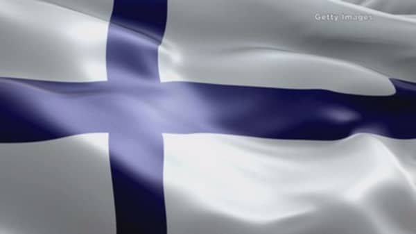 Finland now trying out universal basic income