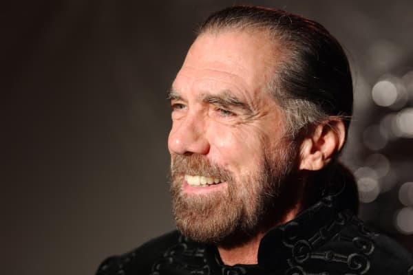 Self-made billionaire John Paul Dejoria