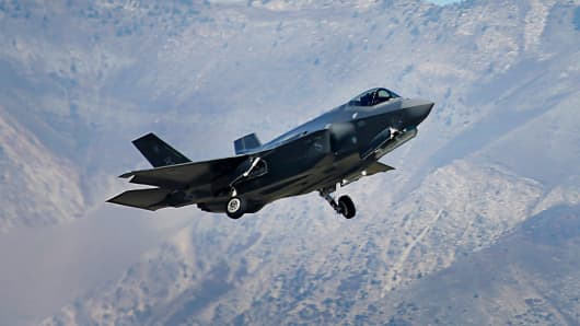 Lockheed Martin Corporation Q2 Earnings: Shares Rise, Outlook Boosted