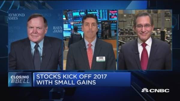 Closing Bell Exchange: Secular bull market?