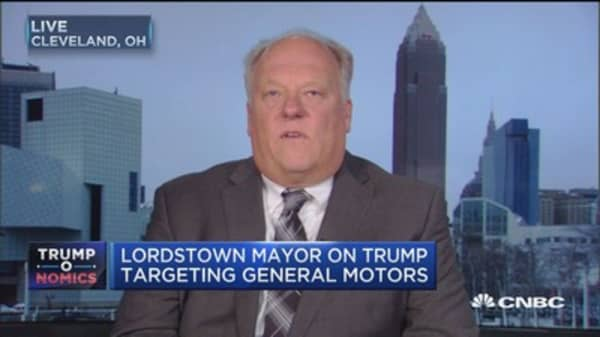 Lordstown mayor on GM layoffs: Just a speed bump that happens