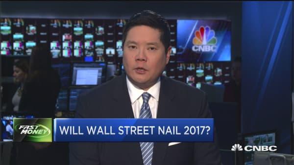 Will Wall Street nail 2017?