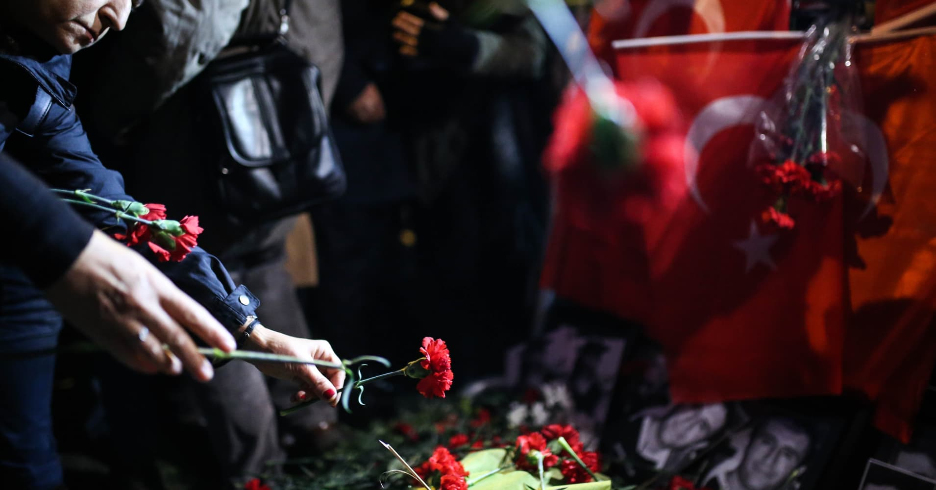 c41937d70b82 presstelegram.com Turkey says identity of Istanbul attacker established