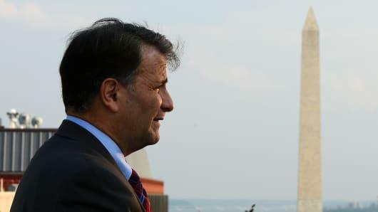Former US lobbyist Jack Abramoff