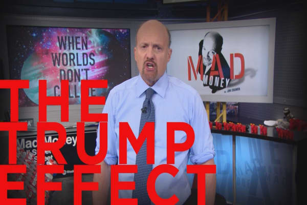 Cramer Remix: The latest Trump tweet and the buying opportunity behind it
