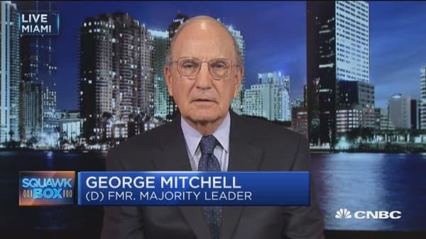 Intelligence 'skepticism' all around: George Mitchell