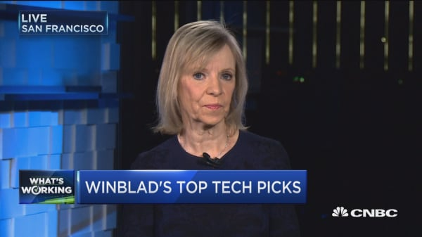What's working: Top tech picks