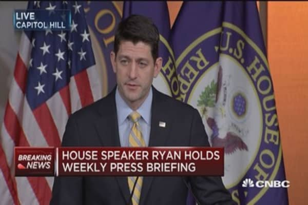 Ryan: Russia clearly tried to meddle in our political system