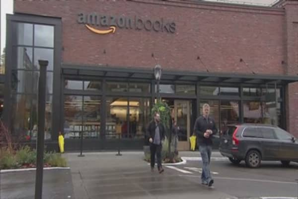 Amazon to open bookstore in NYC