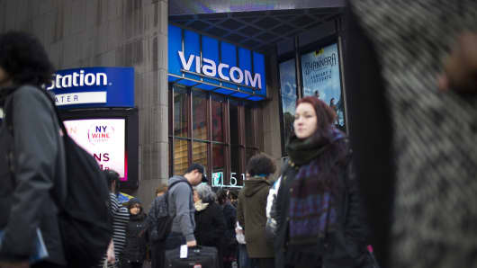 Viacom, Charter agree to network deal for basic package