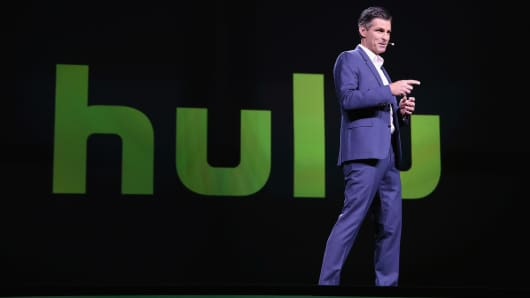 Hulu CEO Mike Hopkins