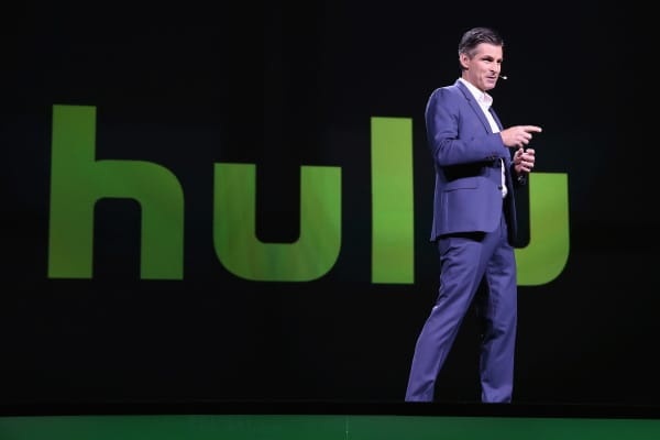 Hulu CEO Mike Hopkins