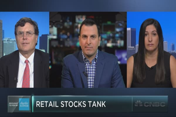 Can wrecked retail stocks turn around?