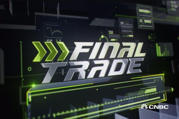 Final Trade: BMY, FXI & more