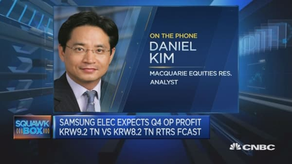 Samsung firing on all cylinders: Analyst