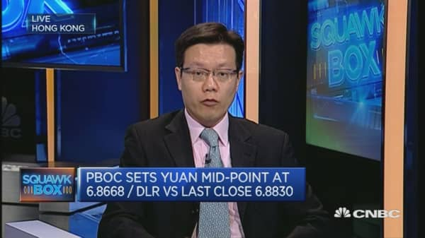 Capital control in China to continue?
