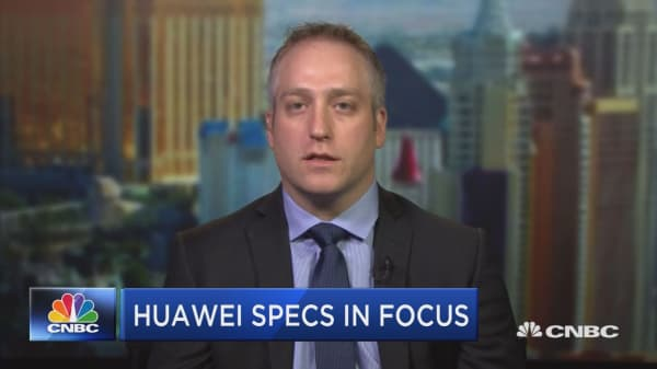 Huawei has grand plans to be better than Samsung & Apple