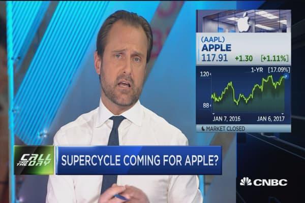 Nomura: Apple supercycle ahead