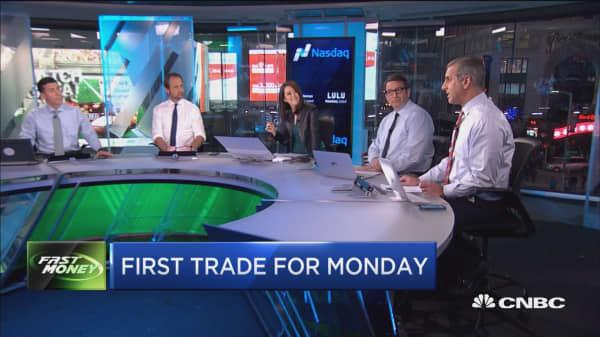 Final Trade: MON, V & more