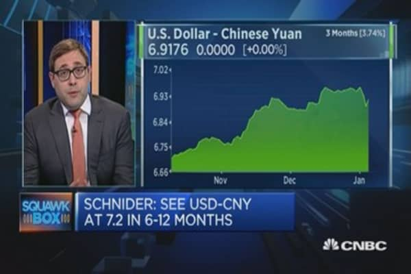 Trump doesn't have a good yuan argument: Expert