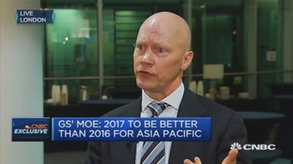 Expect better MSCI Asia ex-Japan returns in 2017: Strategist