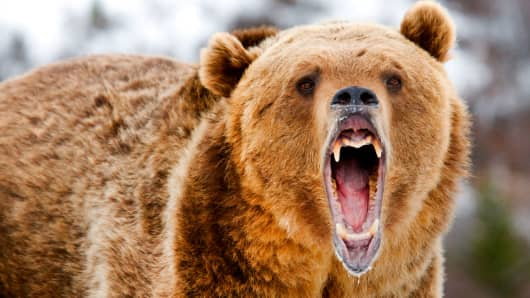 Morgan Stanley Breaks With Rest Of Street Thinks October Sell Off Is Morphing Into A Bear Market