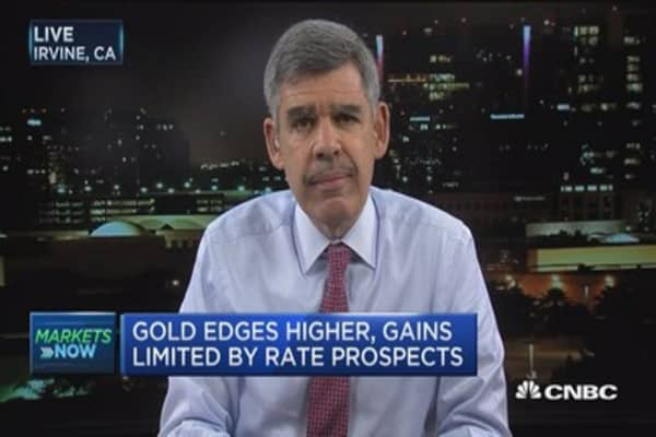 El-Erian: Keep an eye on the US dollar