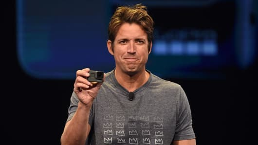 GoPro shares dive as it cuts staff, exits drone market