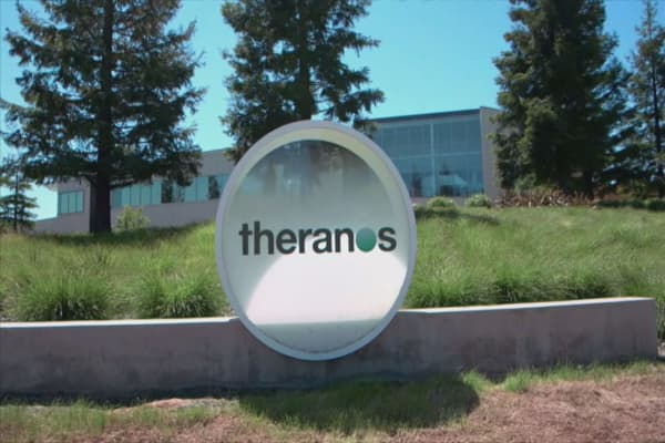 Theranos laying off another 155 employees