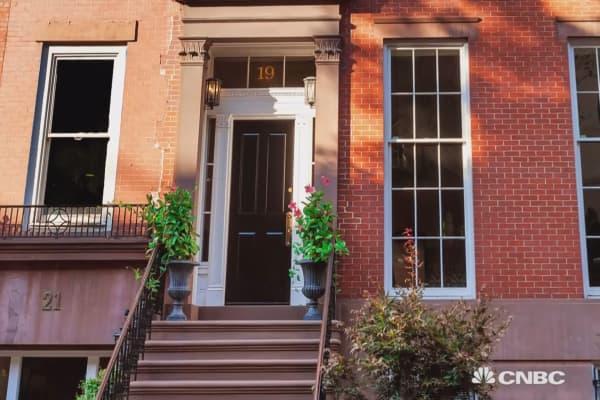 Meryl Streep House see inside meryl streep's former $28.5m nyc townhouse