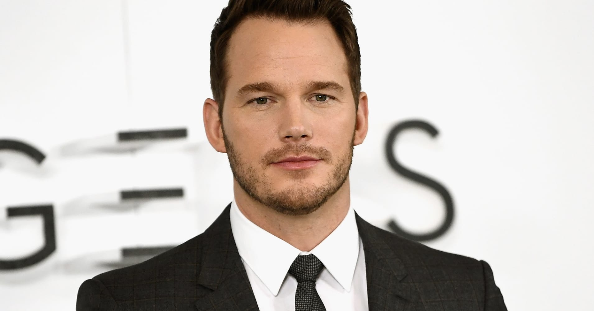 Chris Pratt has been voted one of the most attractive actors in Hollywood.