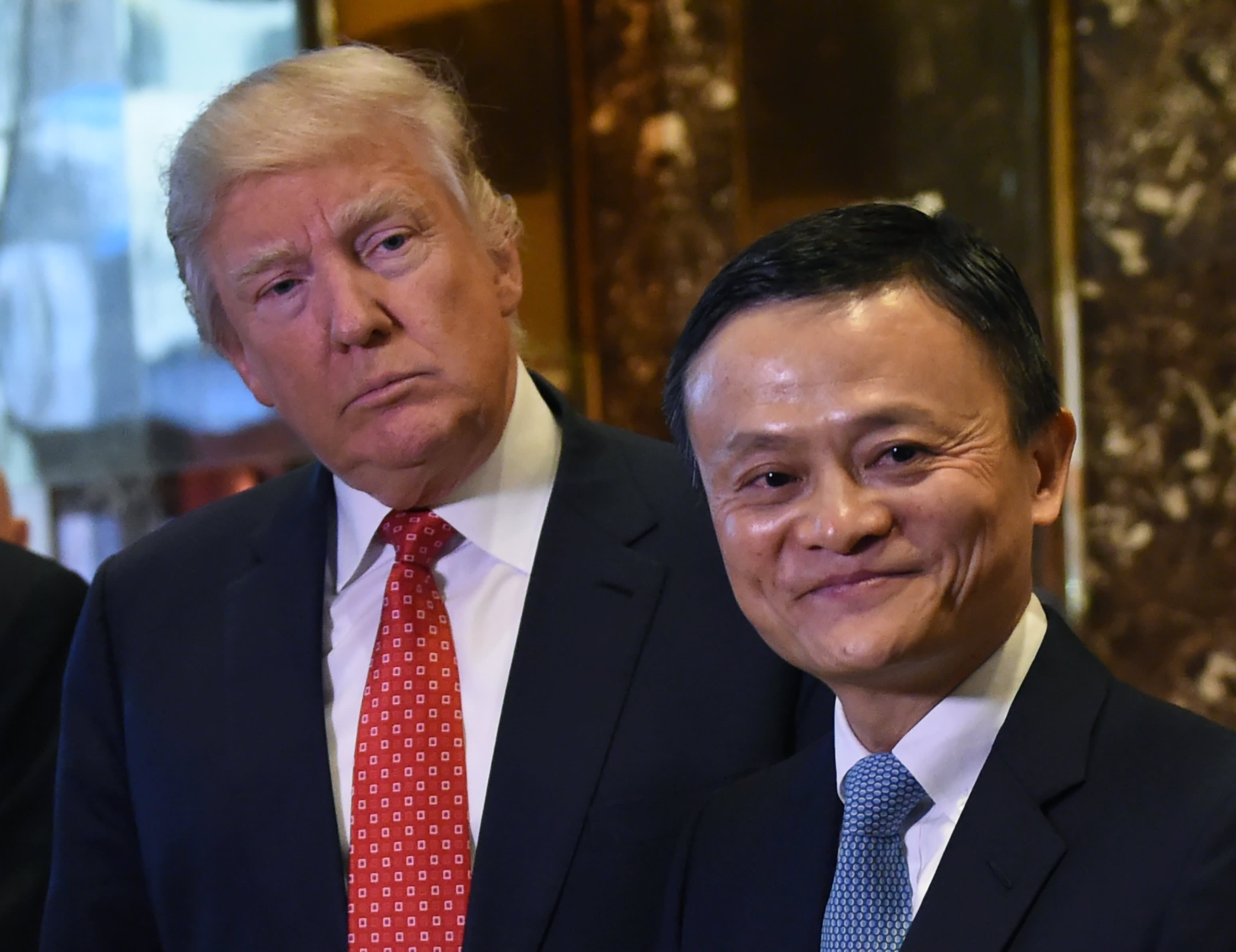Alibaba\u0027s Jack Ma says job creation will focus on small business