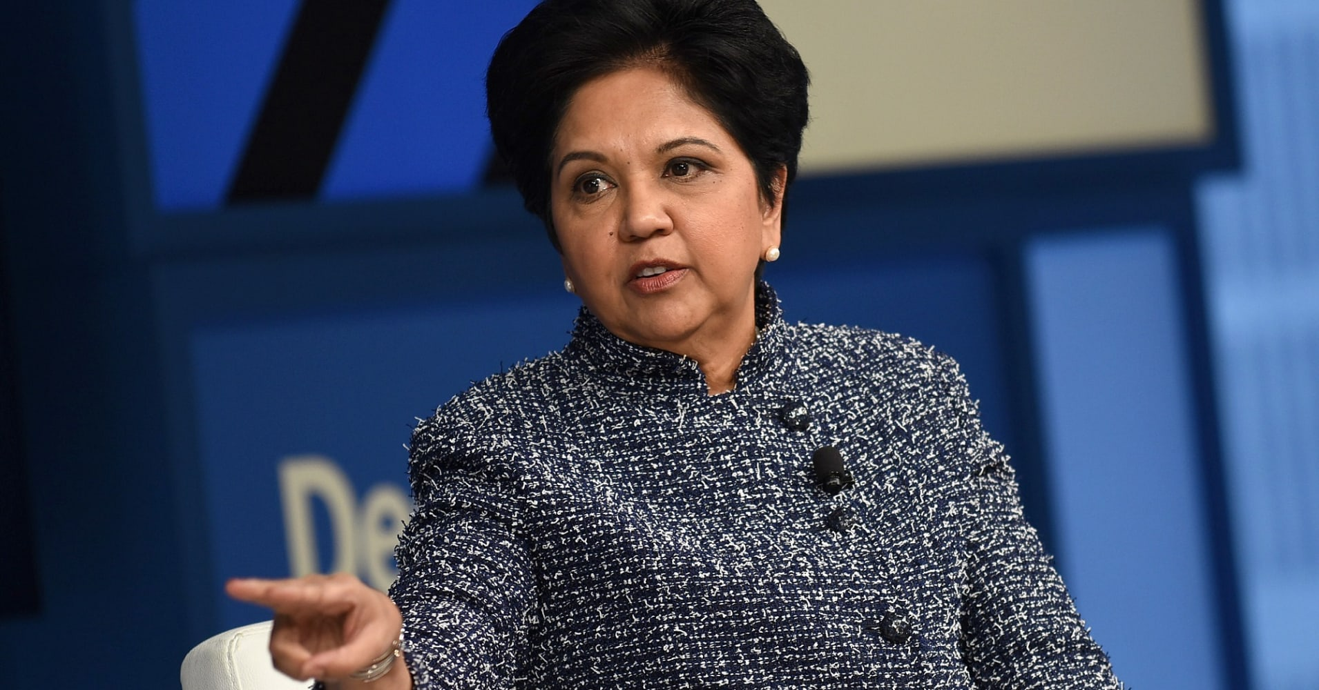 White House considering former PepsiCo CEO Indra Nooyi to head World Bank: New York Times