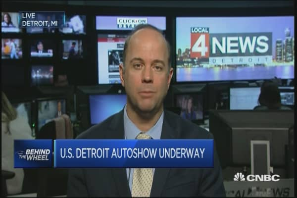 US auto manufacturing experiencing uncertainty: Expert