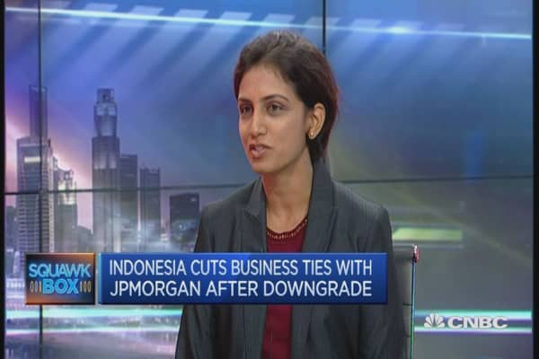 This investor is constructive on Indonesia