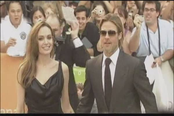 Angelina Jolie and Brad Pitt reach divorce pact