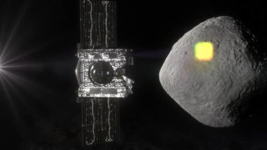 NASA to use OSIRIS-REx that will map asteroid Bennu.