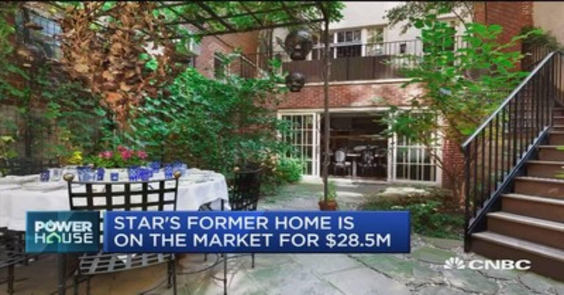 Meryl Streep House meryl streep's former nyc home on market for $28.5m