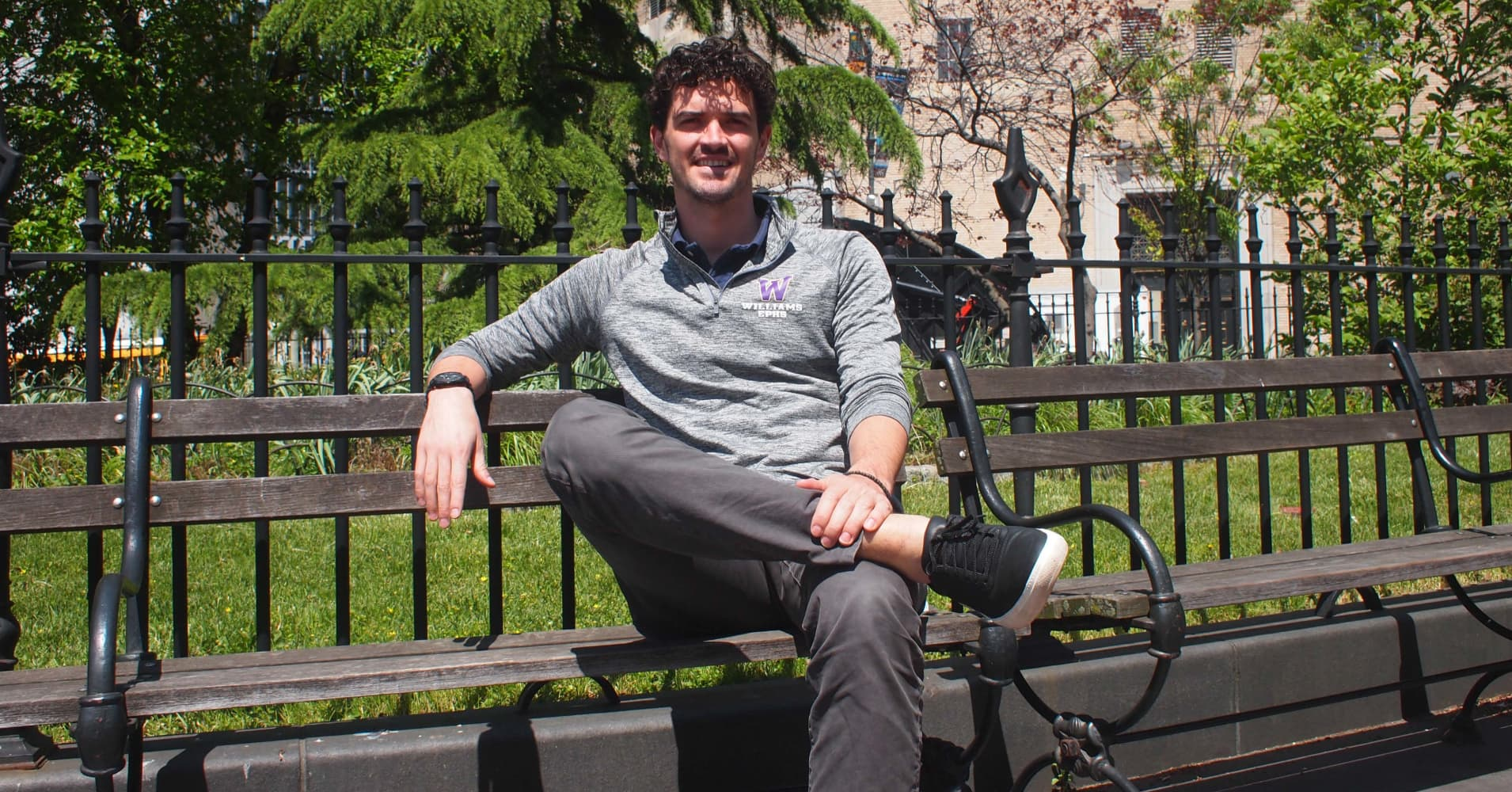 Ben Mackinnon, founder and CEO of New York City-based start-up Kard