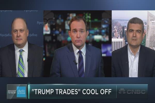 Is it time to exit the 'Trump portfolio'?
