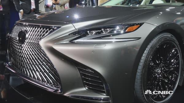 The 7 best reveals of the 2017 Detroit Auto Show